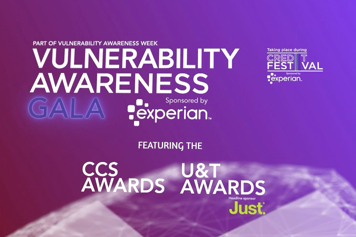 Vulnerability Awareness Gala, sponsored by Experian, ft CCS and U&T Awards sponsored by Just