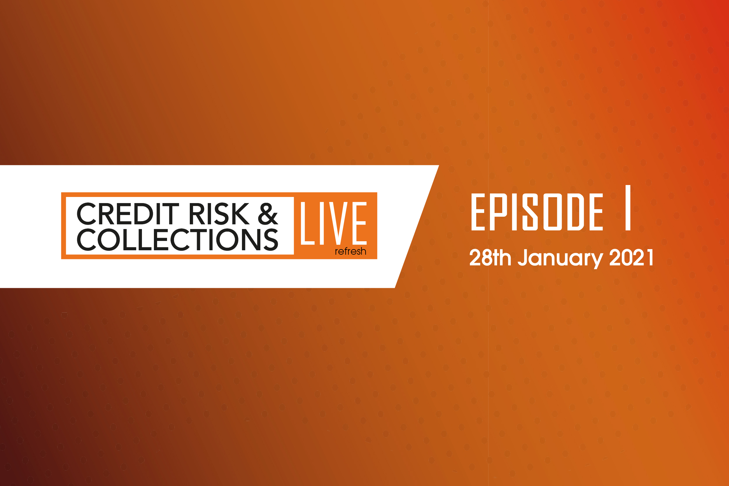 Credit Risk & Vulnerability Refresh - Episode 1 - Credit risk and strategy insight   /   Preparing for Breathing Space