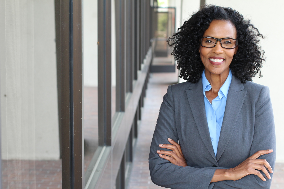 Less than one percent of university professors are black