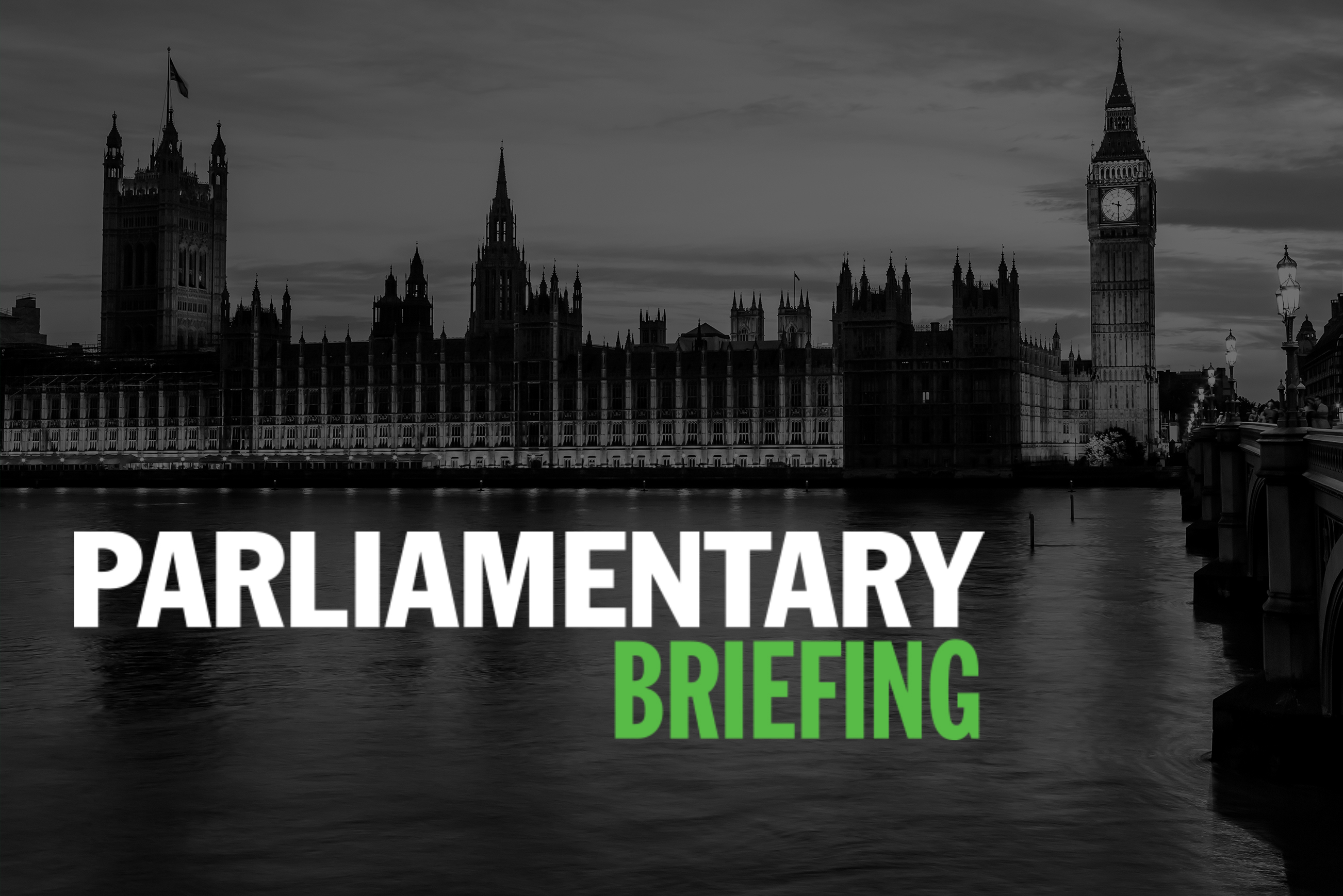 Parliamentary Briefing 2021