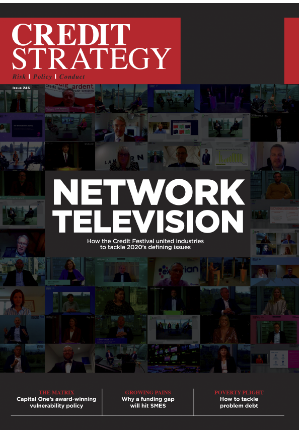 Network television: How the Credit Festival united industries