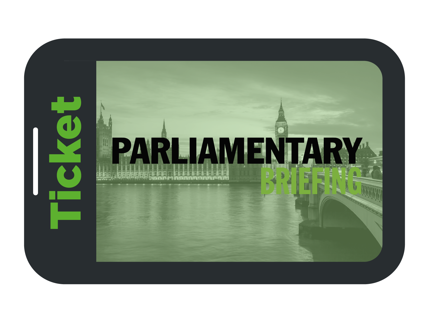Ticket - Parliamentary Briefing 2021