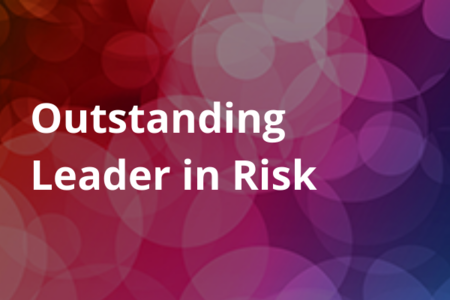Outstanding Leader in Risk
