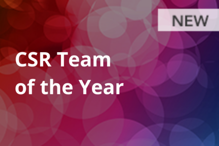 CSR Team of the Year (NEW)