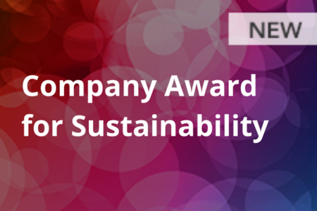Company Award for Sustainability (NEW)