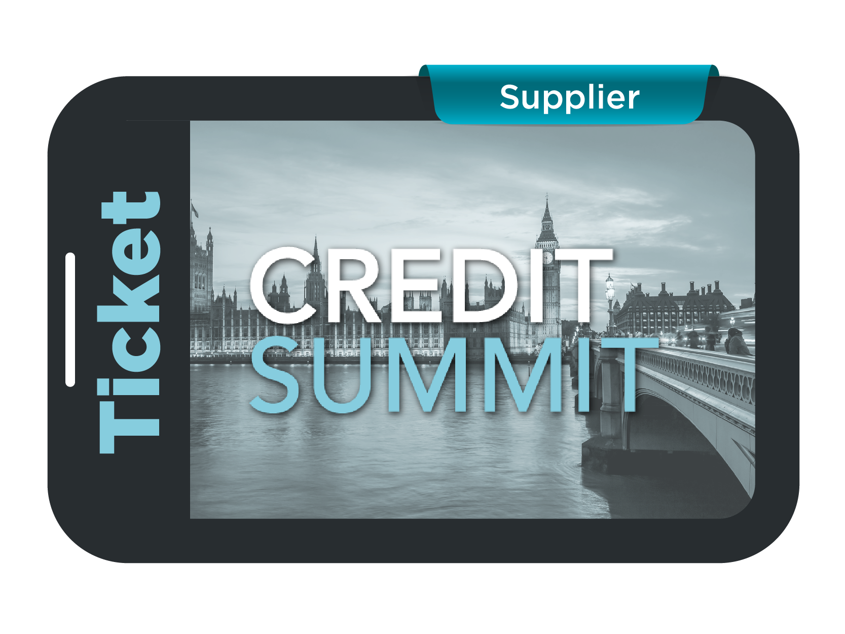 Supplier Ticket - Credit Summit 2021