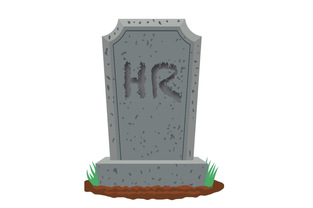 Why traditional HR is dead