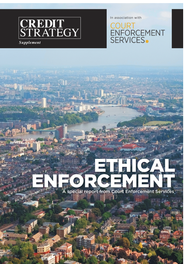 Ethical enforcement: A special report from Court Enforcement Services