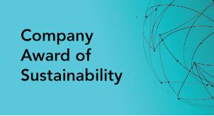 Company Awards for Sustainability