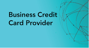Business Credit Card Provider