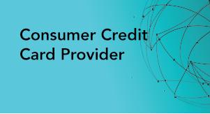 Consumer Credit Card Provider