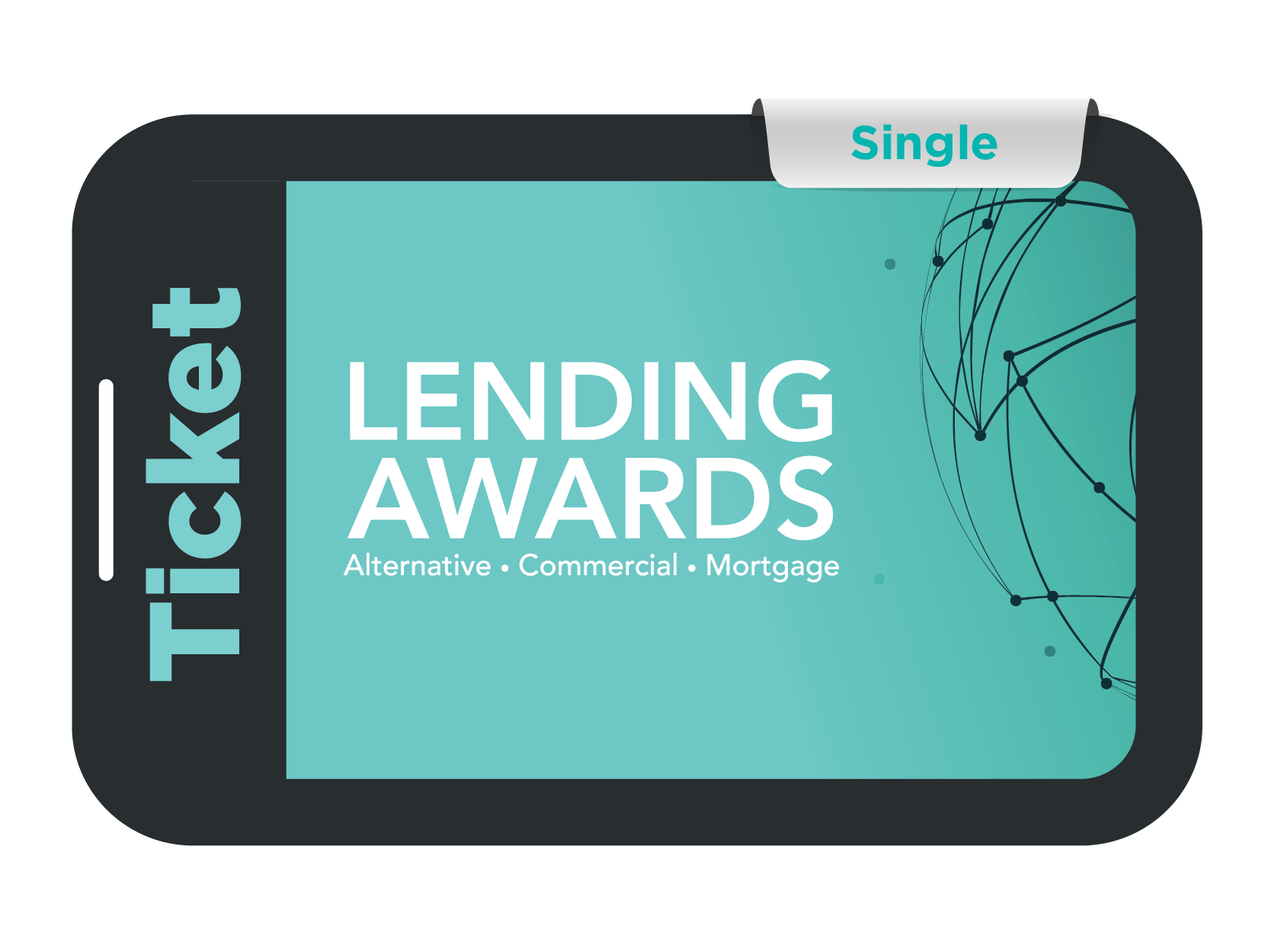 Single Ticket - Silver Zone - Lending Awards 2021