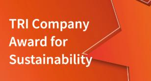 TRI Company Award for Sustainability