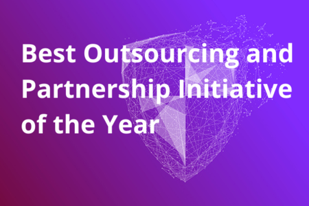 Best Outsourcing & Partnership Initiative of the Year