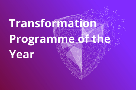 Transformation Programme of the Year