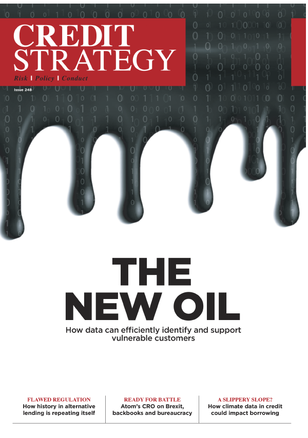 The new oil: How data can efficiently identify and support vulnerable customers