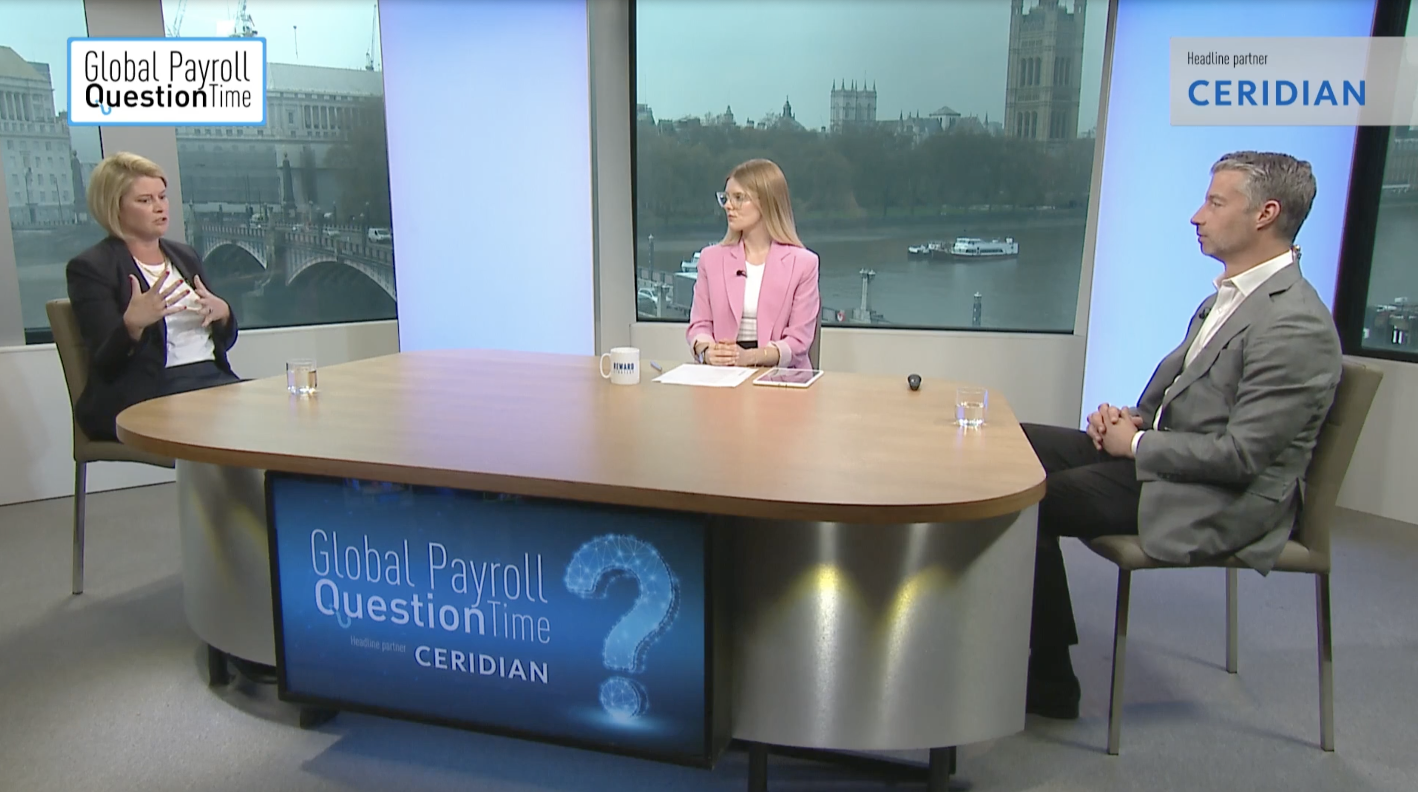 """Global Payroll Question Time: """"Technology is key"""""""