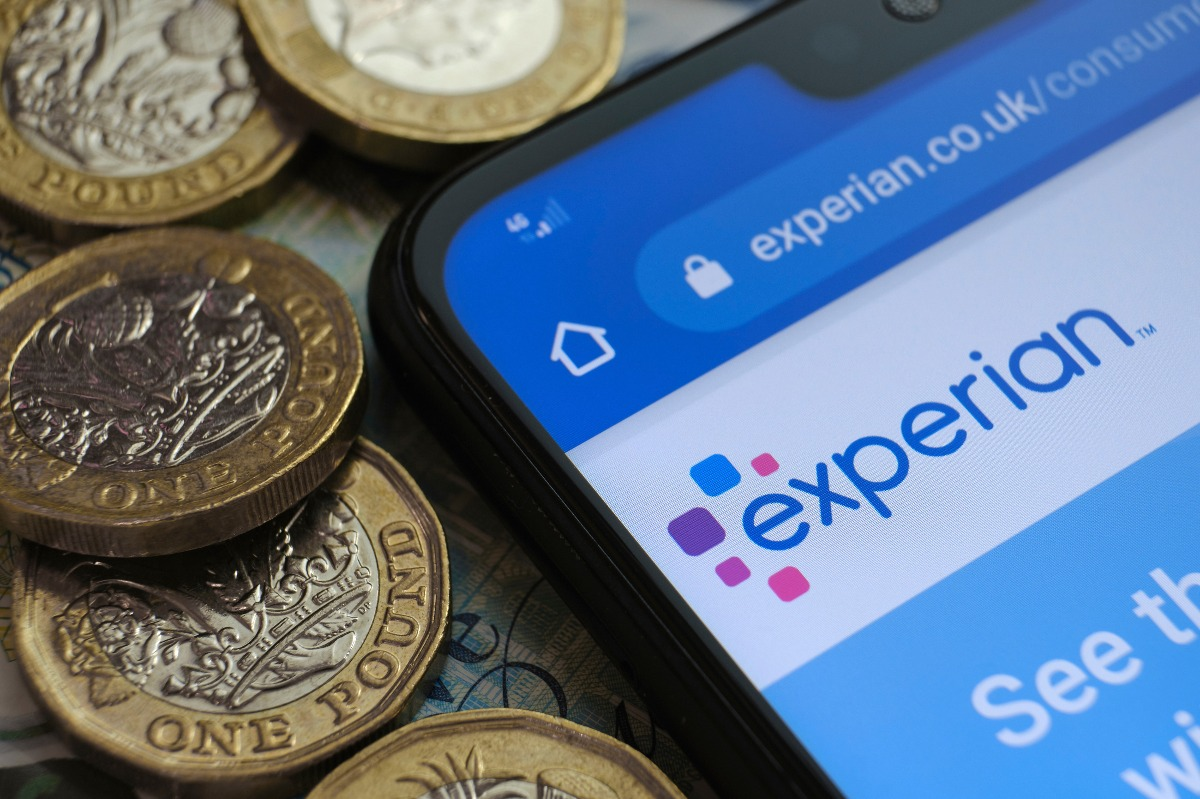 Revenues drop for Experian in the UK and Ireland