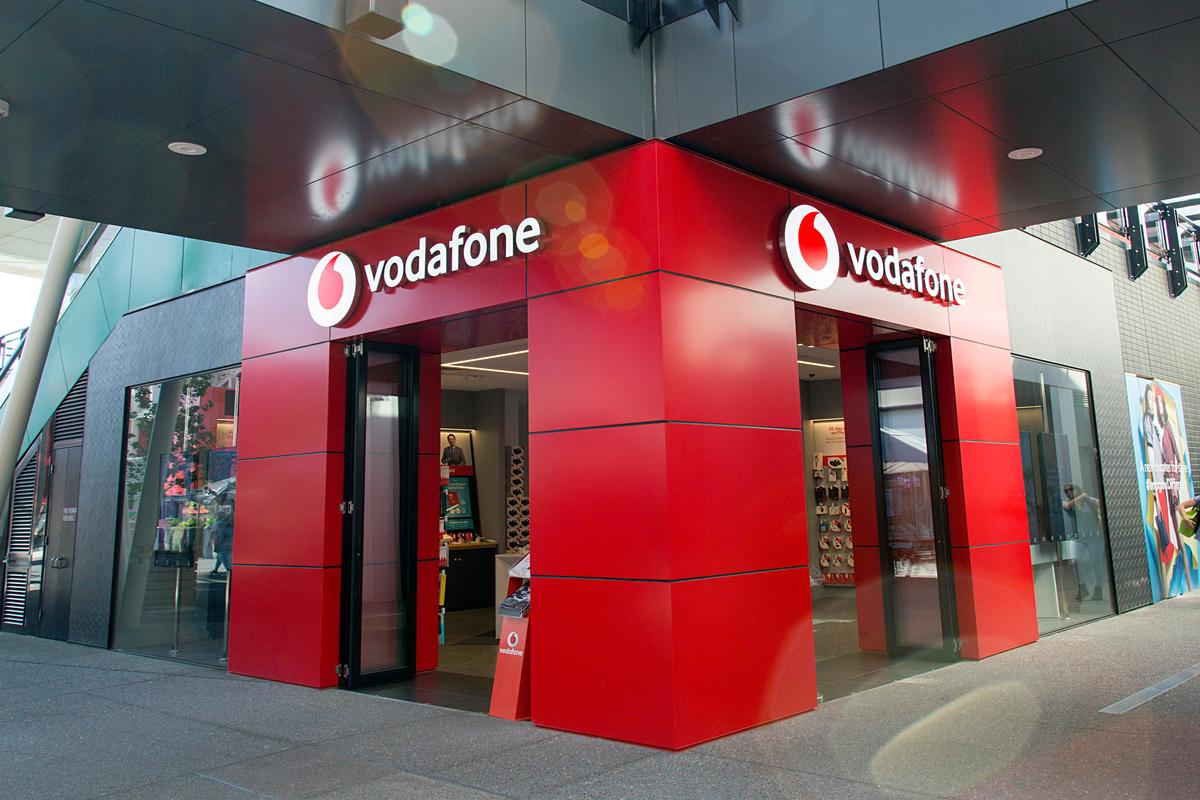 Vodafone records credit risk drop in 2020/21