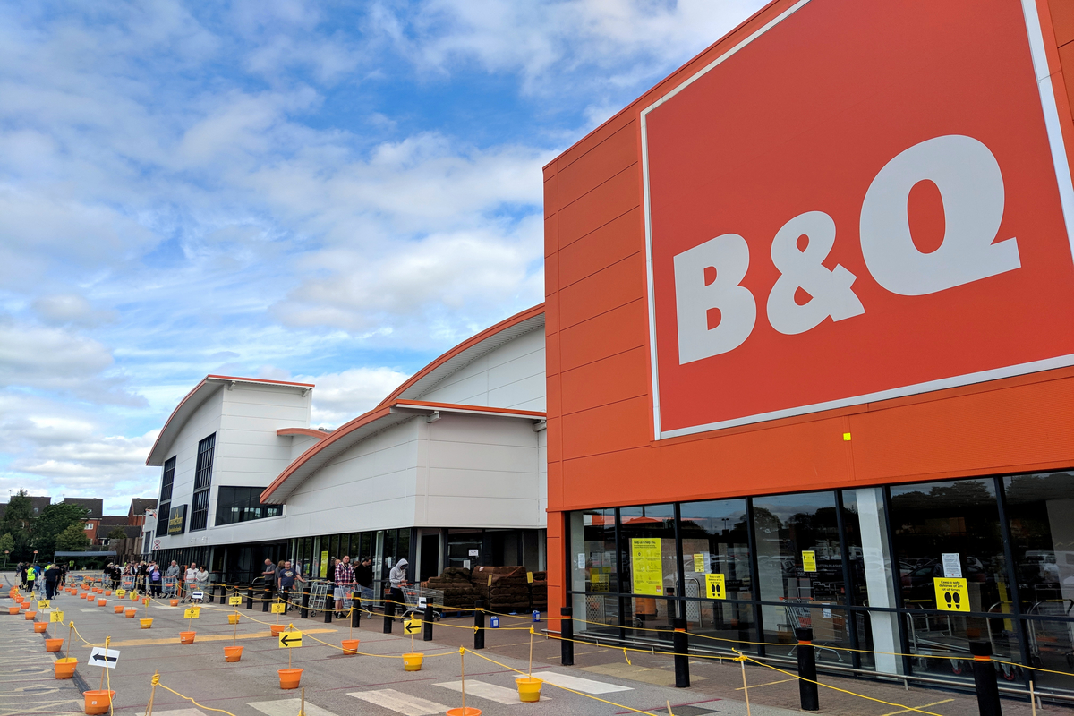 Kingfisher enters into loan based on sustainability targets