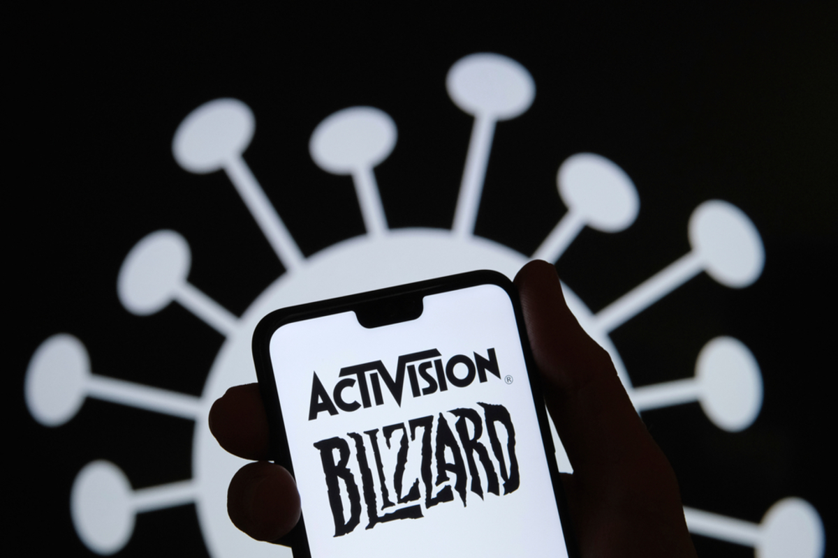 Activision Blizzard staff stage walk out over harassment allegations