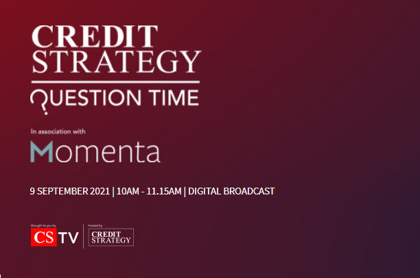 Credit Strategy Question Time