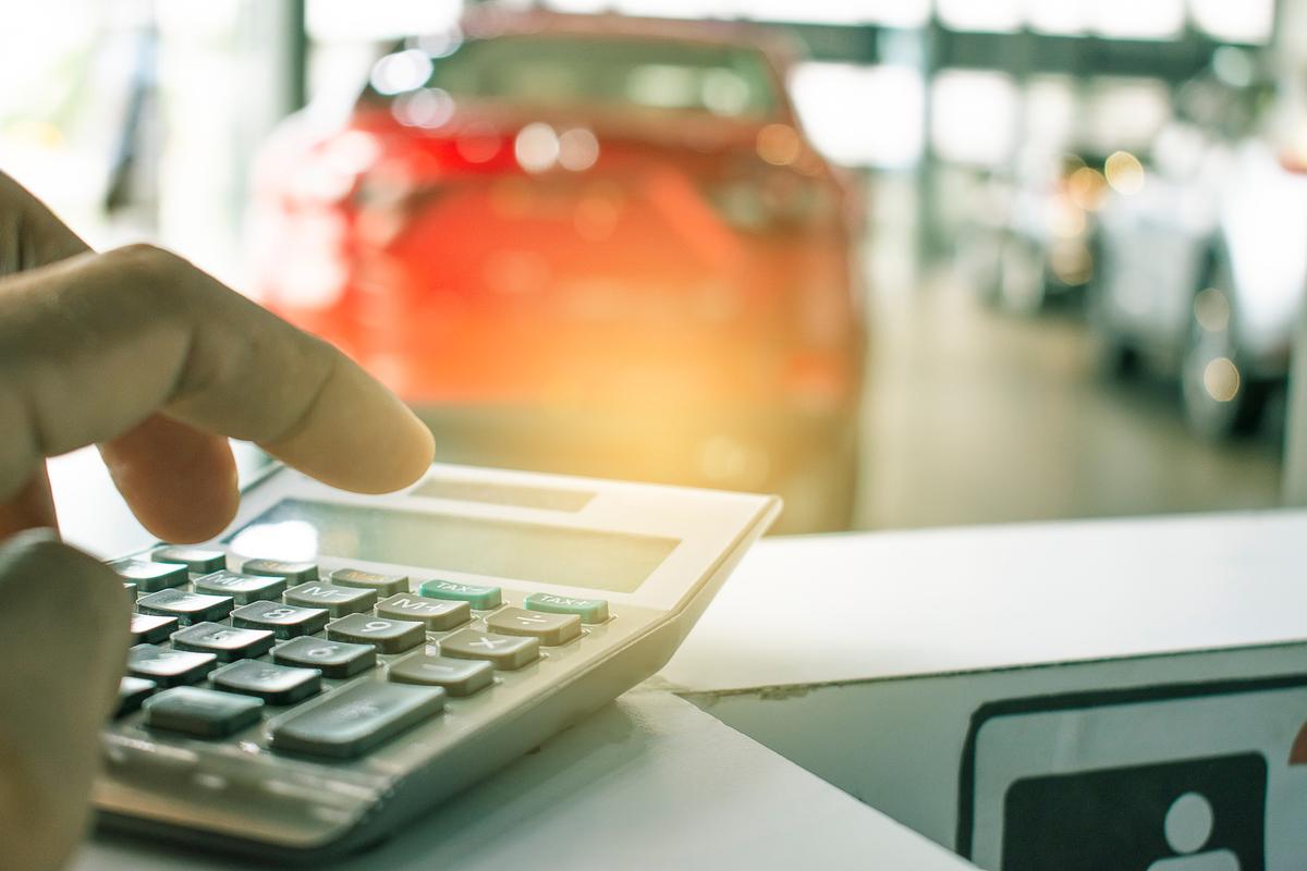 327% increase in consumer car finance
