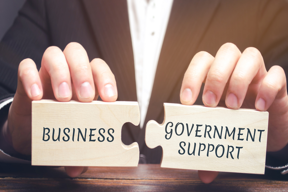 UK government provided £80bn worth of Covid support
