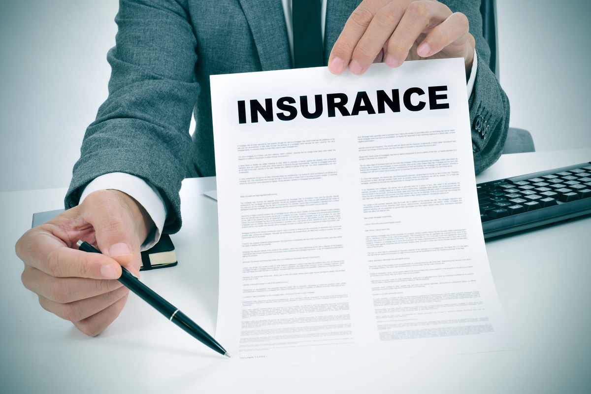"""Insurers """"urged to re-examine risks"""""""