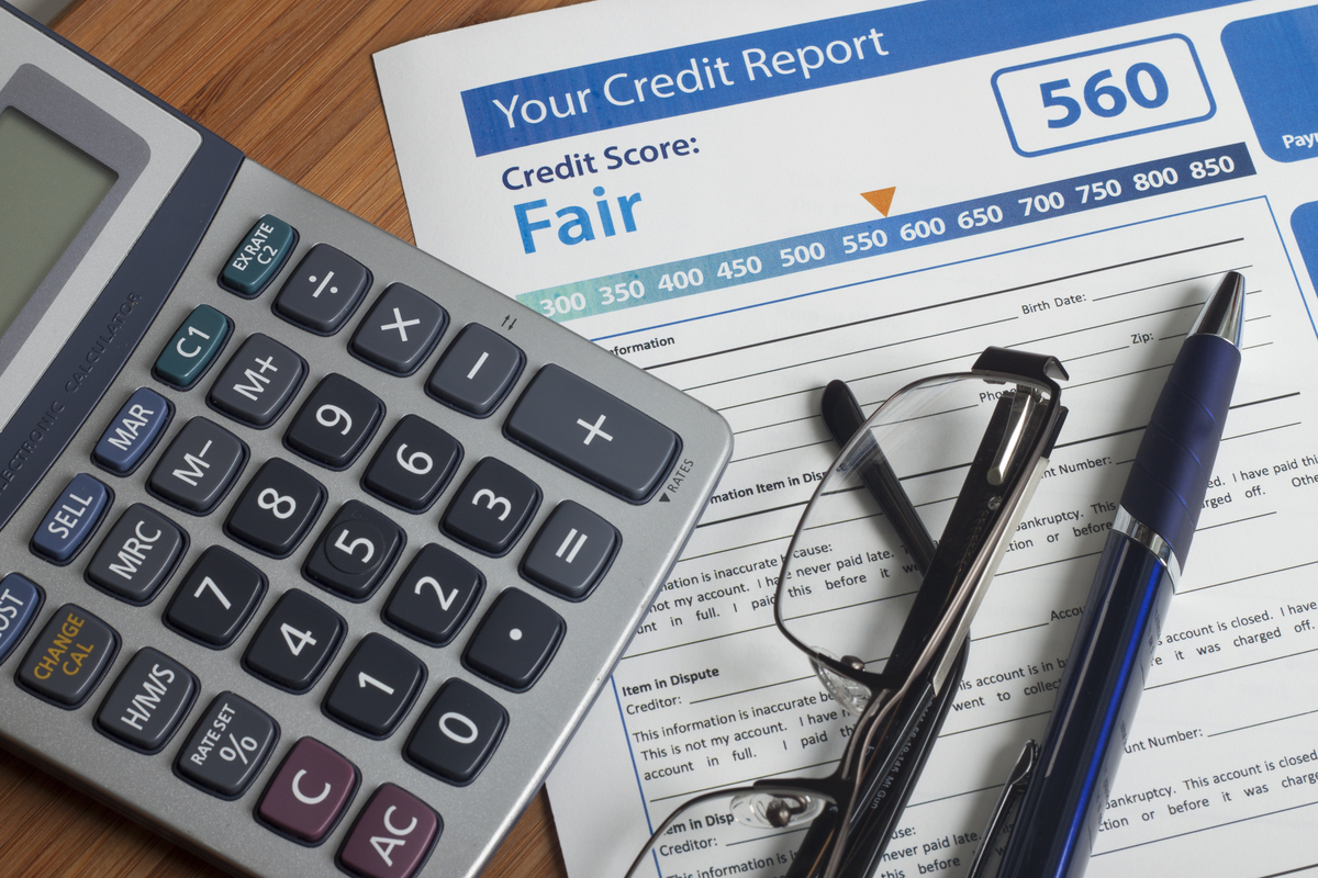 Credit scores improve by 2% in 2021