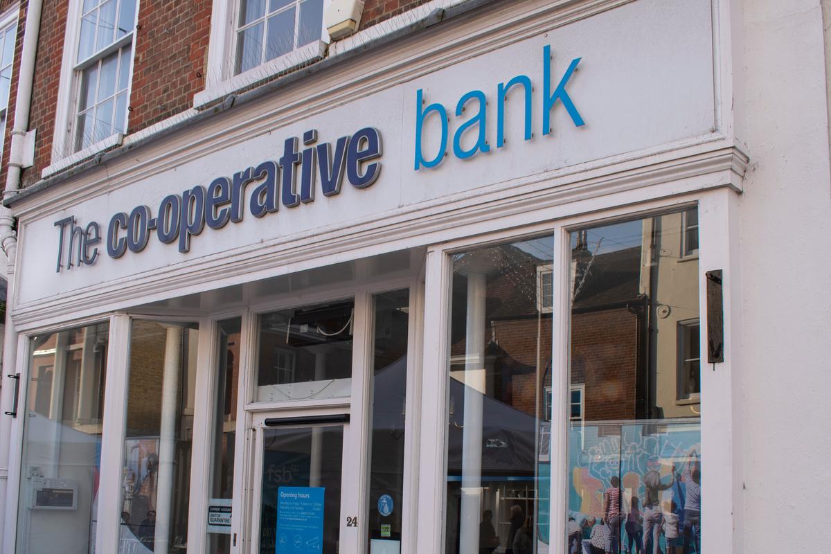 Co-op Bank records net credit impairment gains