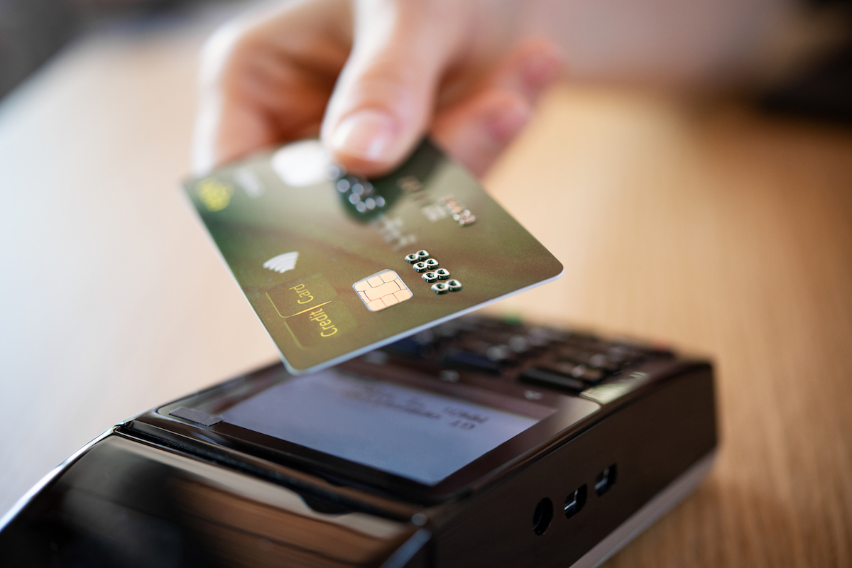 Q2 reopening led to credit card spending increase