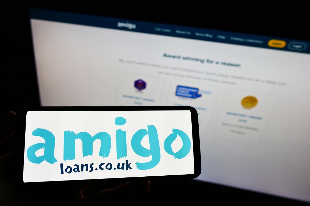 Amigo Loans records £279m loss in 2020/21