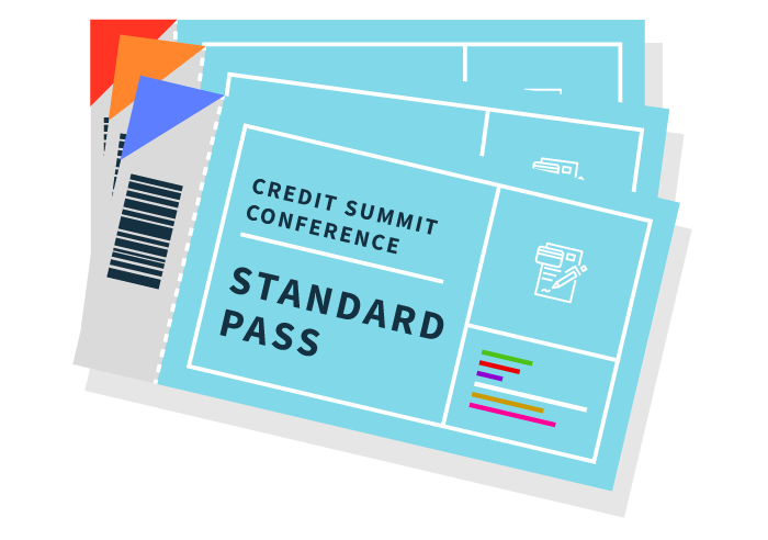 Credit Summit passes and tickets booking
