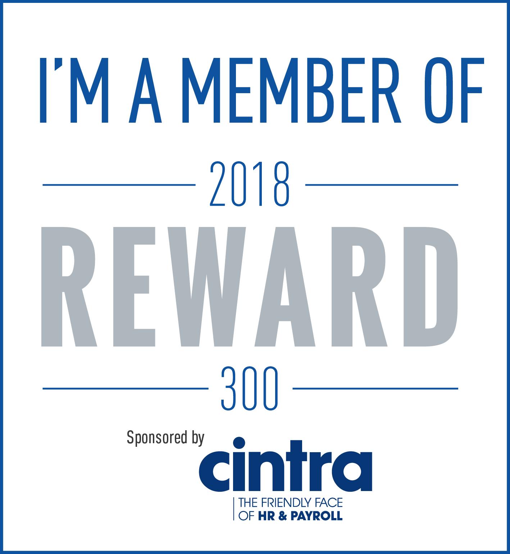 Save your Reward 300 member 2018 badge