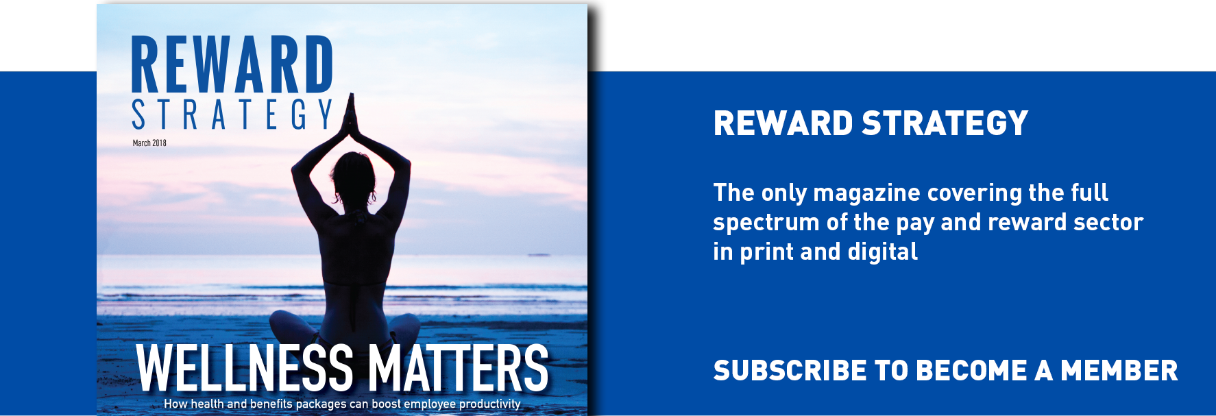 Reward Strategy magazine digital editions